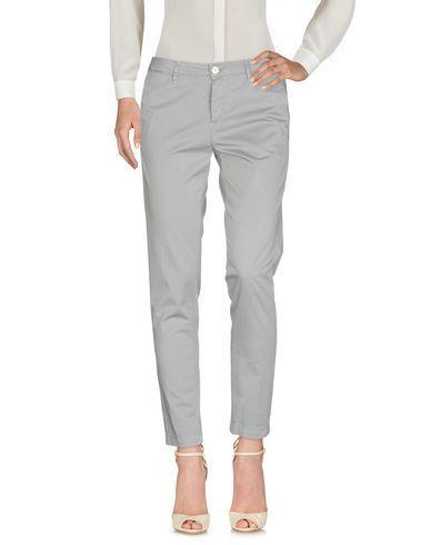 Barba Napoli Casual Pants In Light Grey