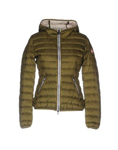 Colmar Down Jackets In Military Green
