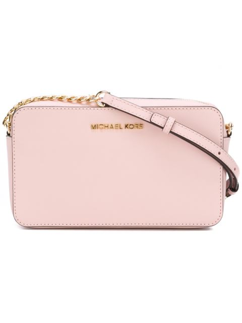 5e3cd5e5d7b1 Michael Michael Kors Jet Set Travel Medium Cross Body Bag | ModeSens