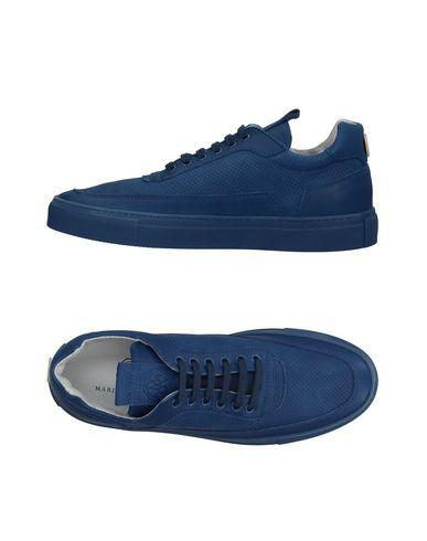Mariano Di Vaio Sneakers In Dark Blue