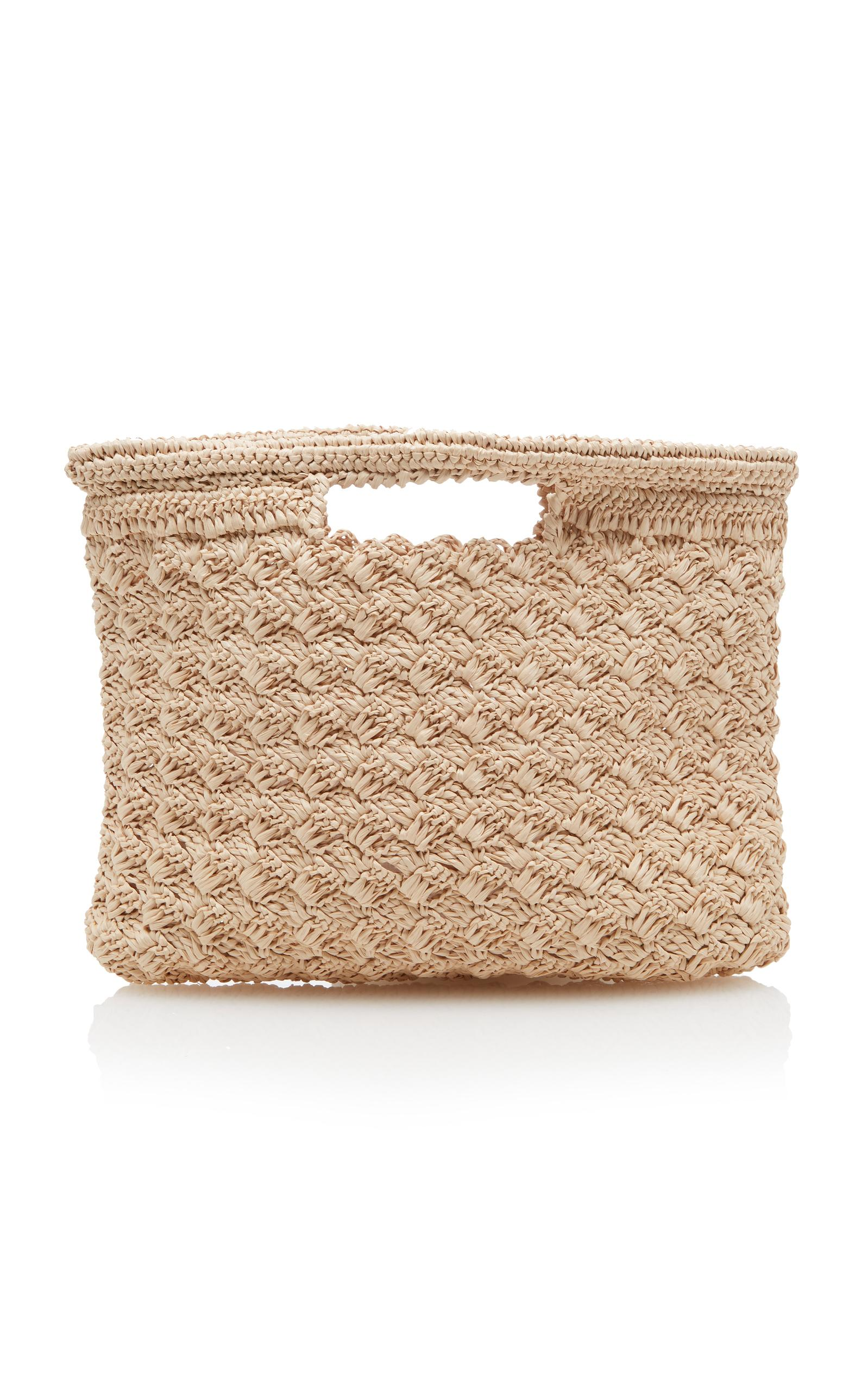 Carrie Forbes Lucy Tote In Neutral