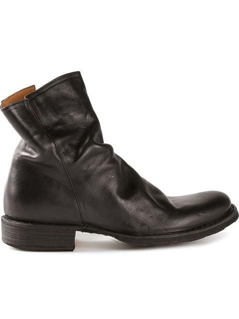 Fiorentini + Baker 'Elf' Boots - Black