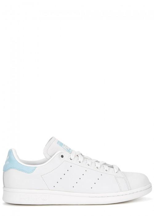new product ea61a 51ffc Adidas Originals Stan Smith Off White Nubuck Trainers
