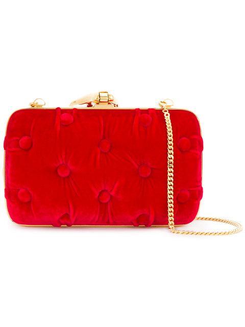 Benedetta Bruzziches Small Carmen Clutch Bag