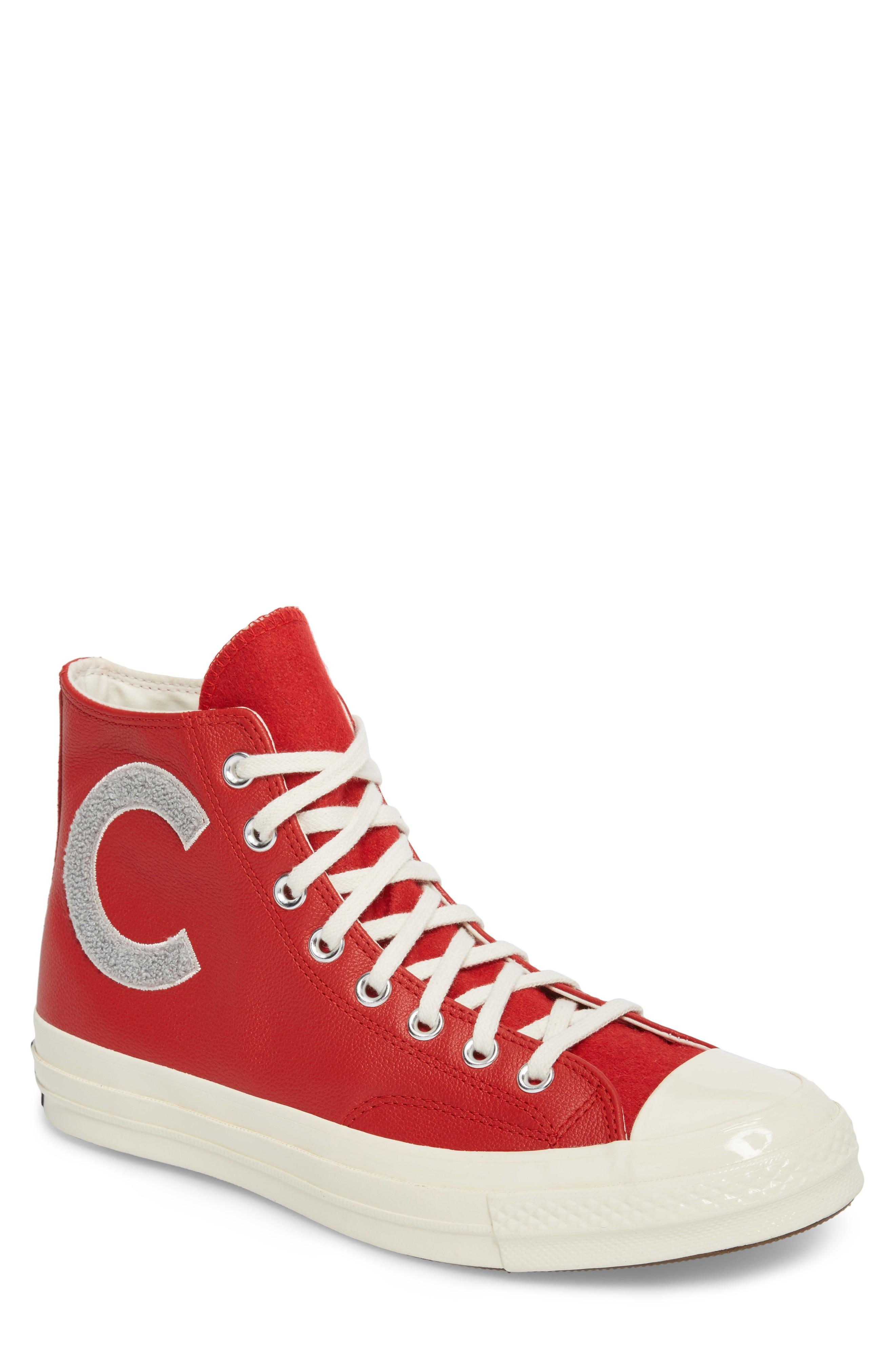 4c9fa70eb8a ... and felted wool and finished with a cushioned insole for superior  comfort. Style Name  Converse Chuck Taylor All Star Wordmark High Top  Sneaker (Men).