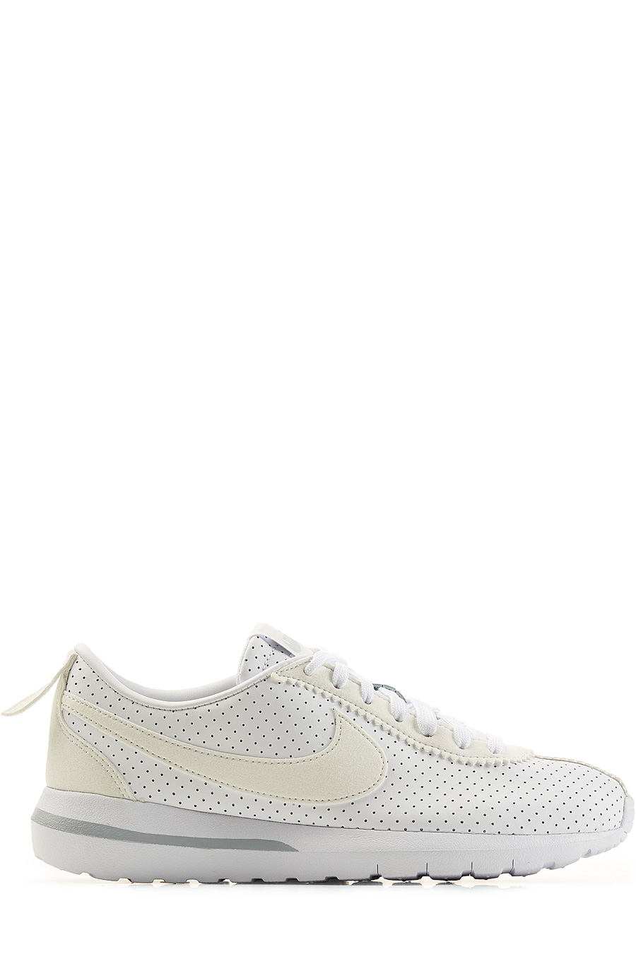 save off 840ac ddce9 Nike Roshe Cortez Leather Sneakers In White