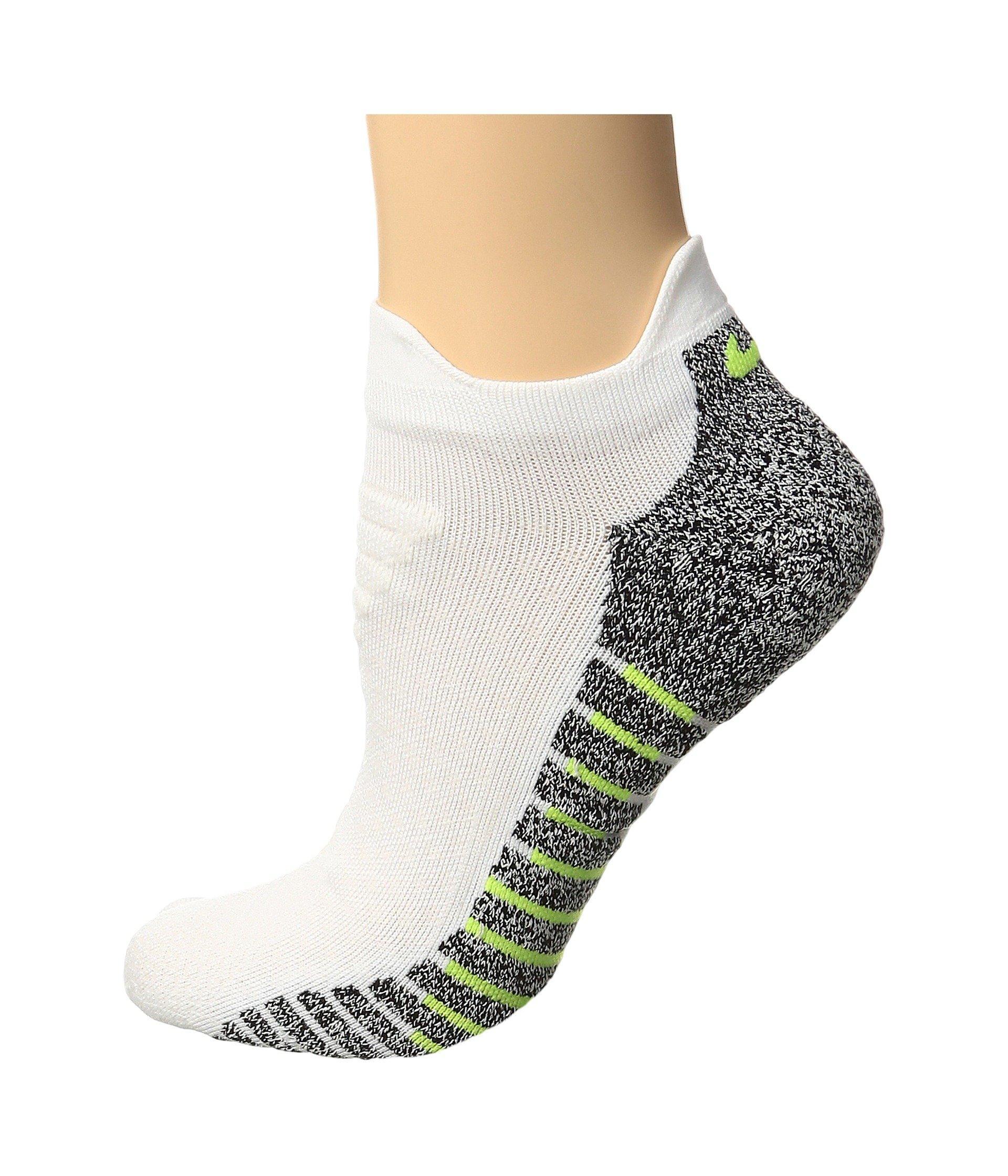 69f351406 Nike Grip Lightweight Low Training Socks In White/Volt/Black | ModeSens