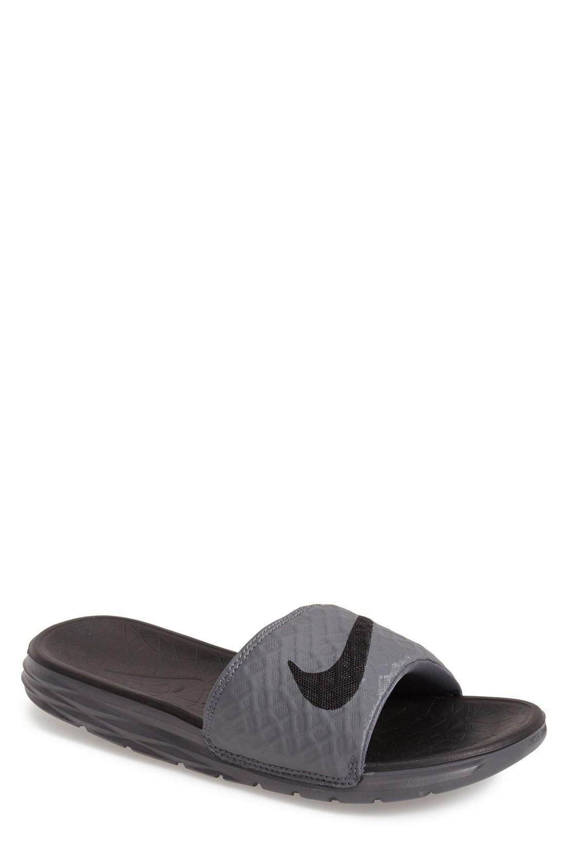 4232055be0a142 Nike Men S Benassi Solarsoft Slide 2 Slide Sandals