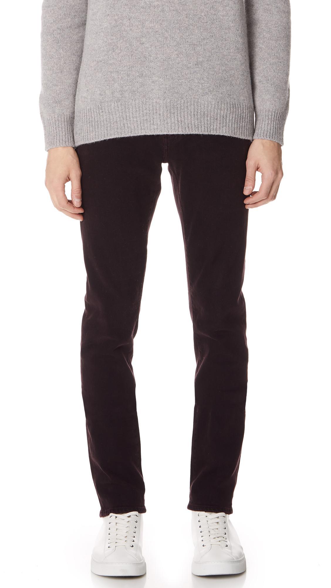 J Brand Tyler Skinny Fit Jeans In Quartzite