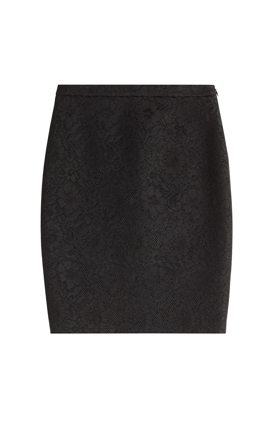 Boutique Moschino Knee Length Skirts In Black