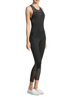 buy popular 10e20 85e6d Adidas By Stella Mccartney Training Ultimate All-In-One Jumpsuit In Black