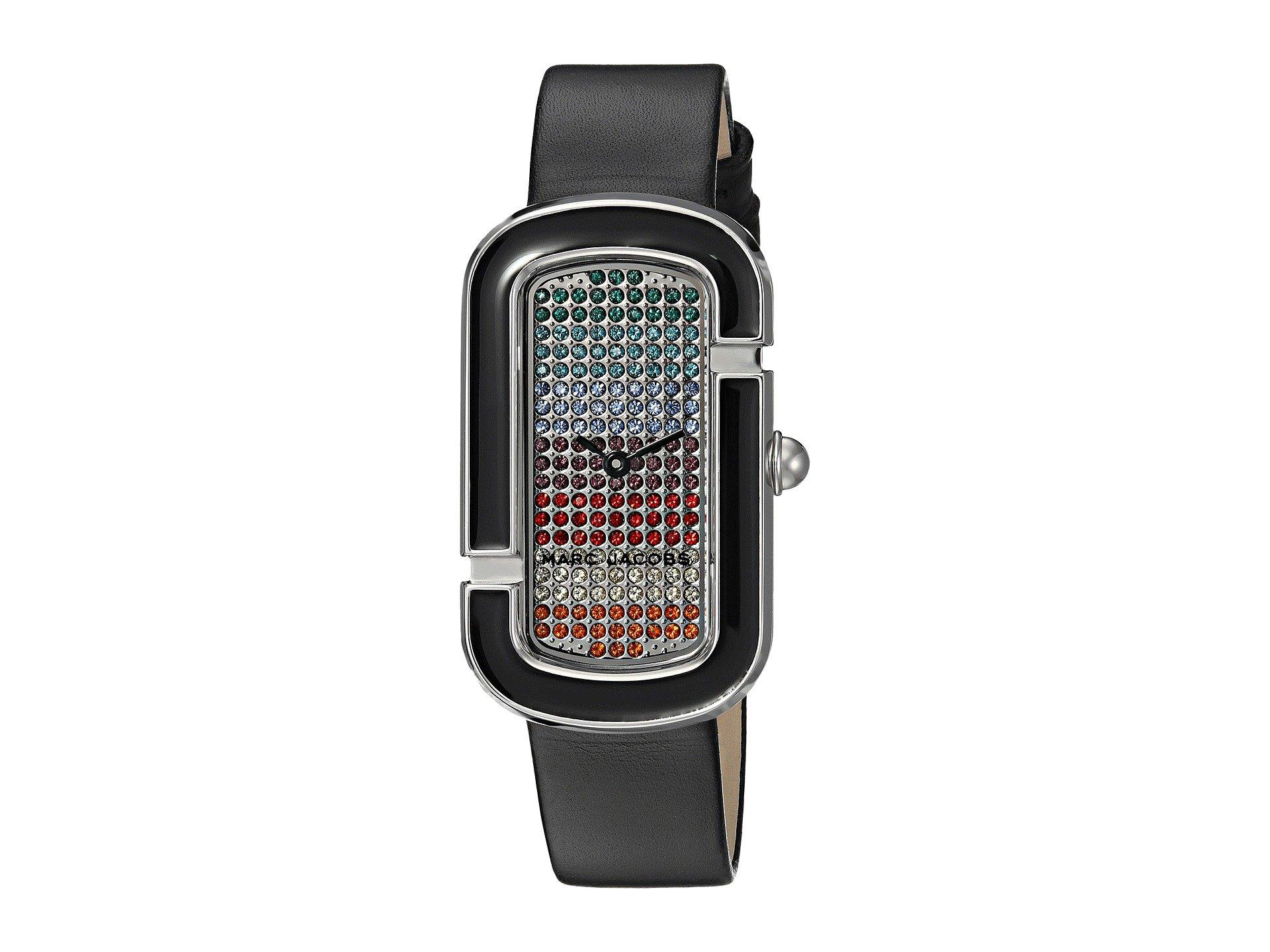 Marc Jacobs The Jacobs 39mm - Mj1569 In Black