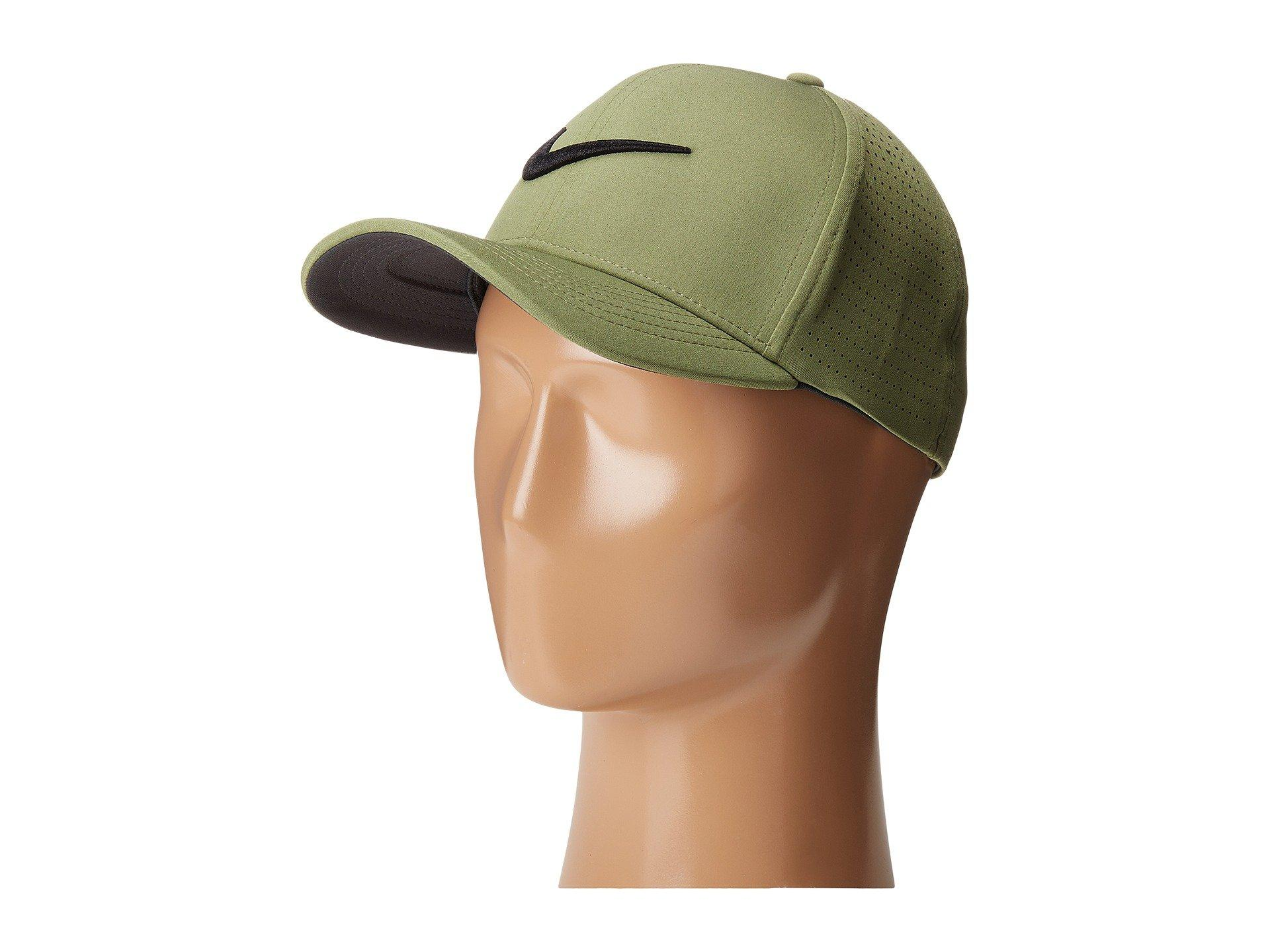 Nike Classic99 Perf Cap In Palm Green/Black