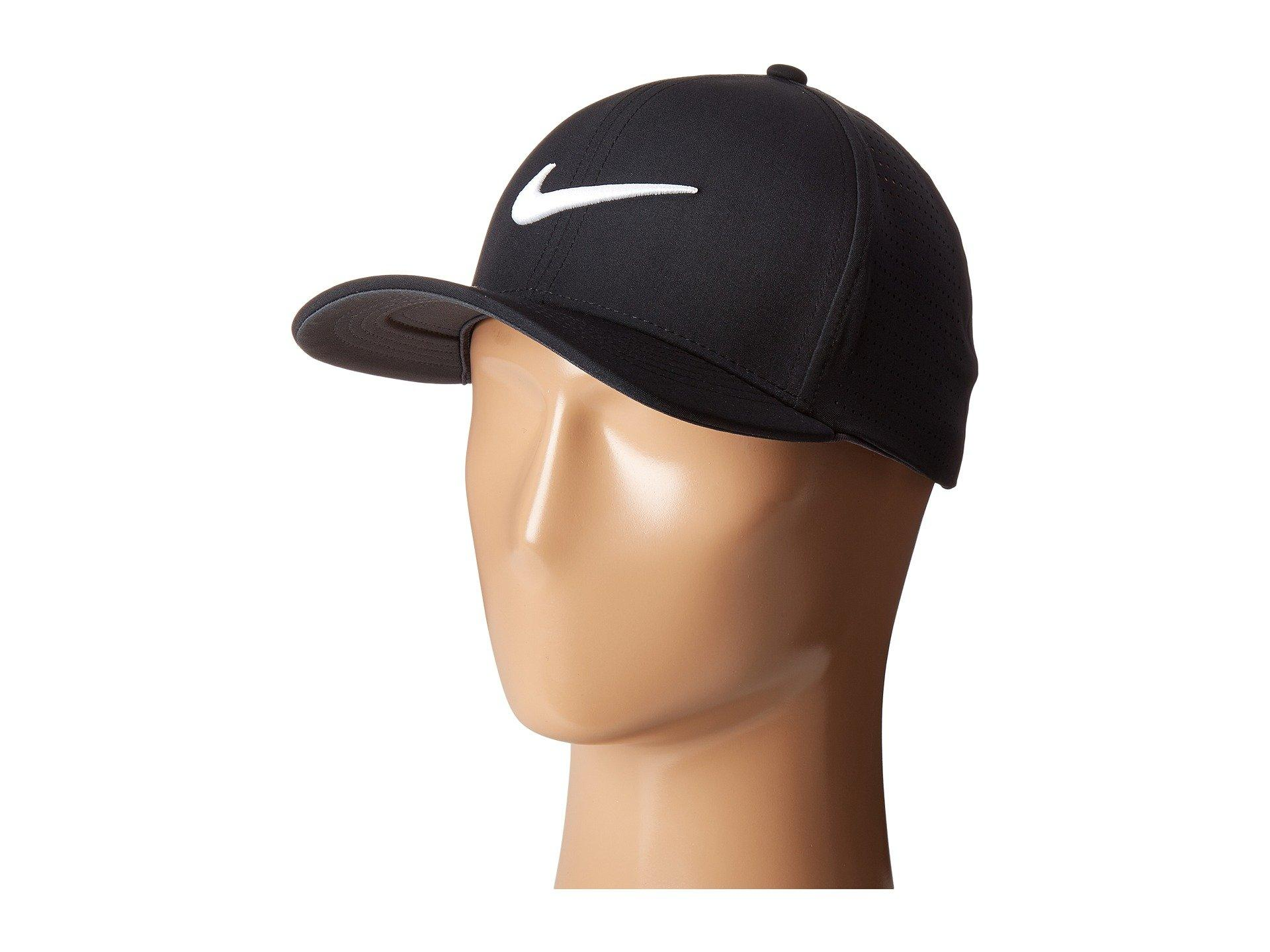 Nike Classic99 Perf Cap In Black/Anthracite/White