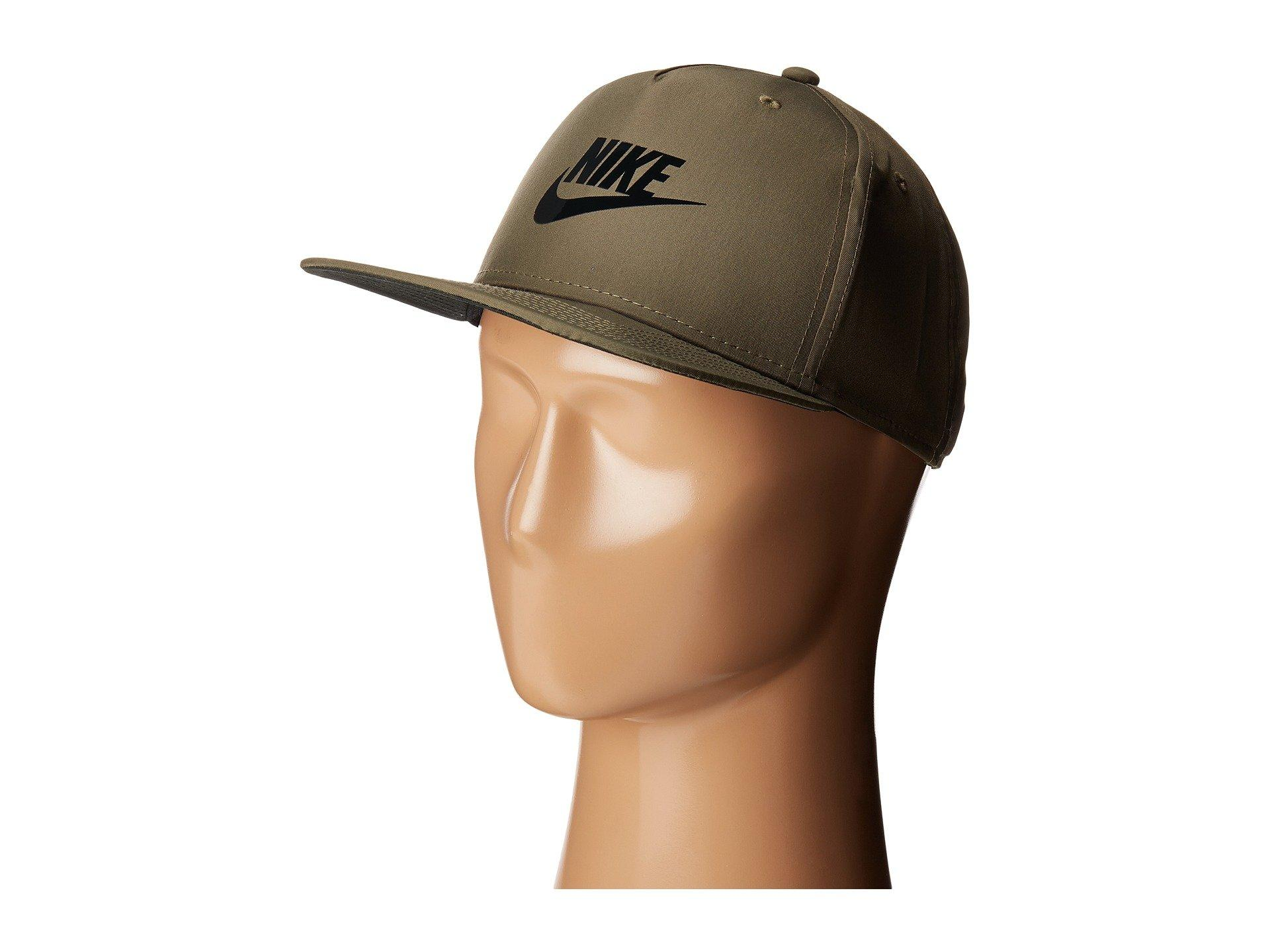 21762e5fea5c3 Nike Nsw Pro Blue Label Av15 Cap In Medium Olive Outdoor Green Outdoor Green