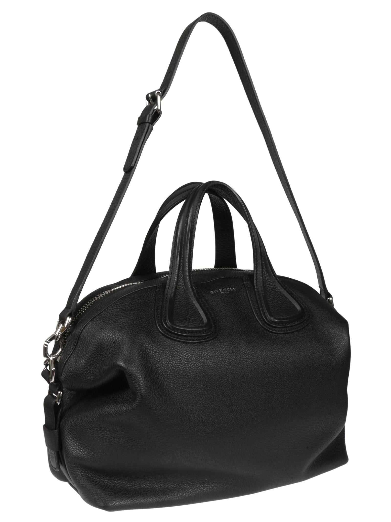 28123307bc520 Givenchy Small Nightingale Tote In Black | ModeSens