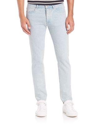 A.p.c. Unisex Petit New Standard Jeans In Indigo