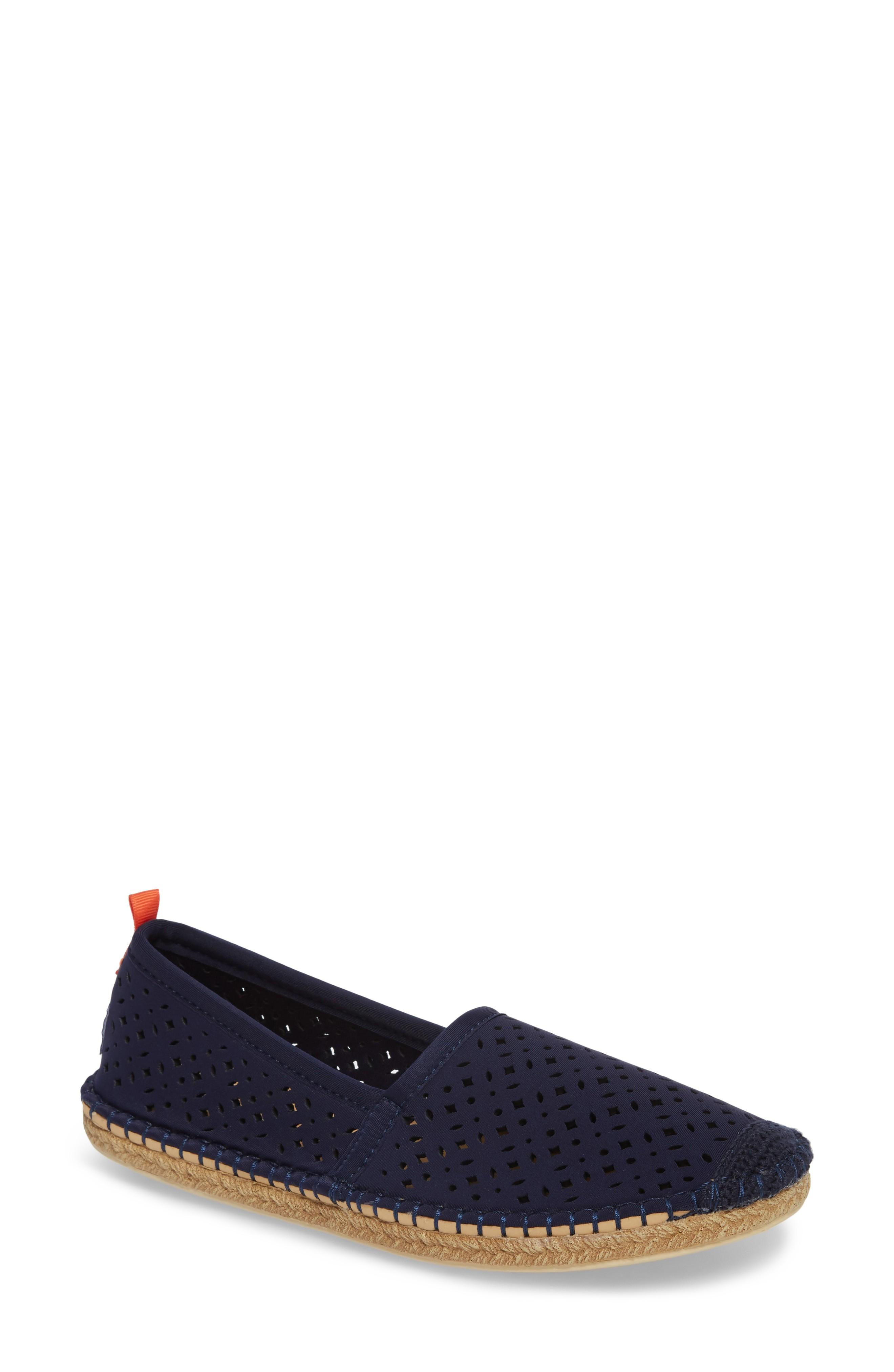 4f42c079fc1a Sea Star Beachwear Sea Star Beachcomber Espadrille Sandal In Dark Navy  Eyelet