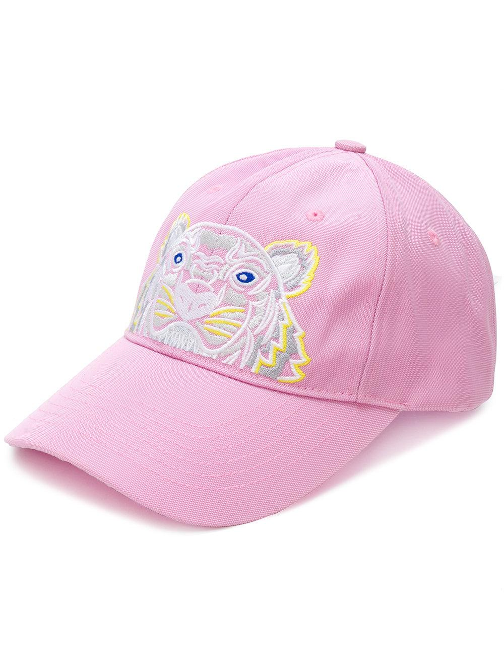 a414a019469 Kenzo Adjustable Men S Hat Baseball Cap In Pink