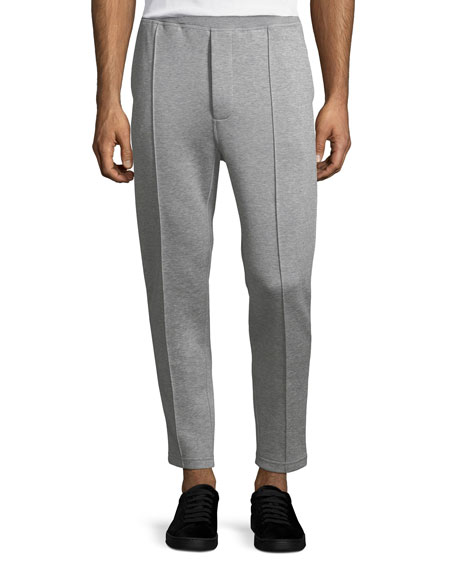 the latest 06bed f7a3b Felpa Cotton-Blend Sweatpants in Gray