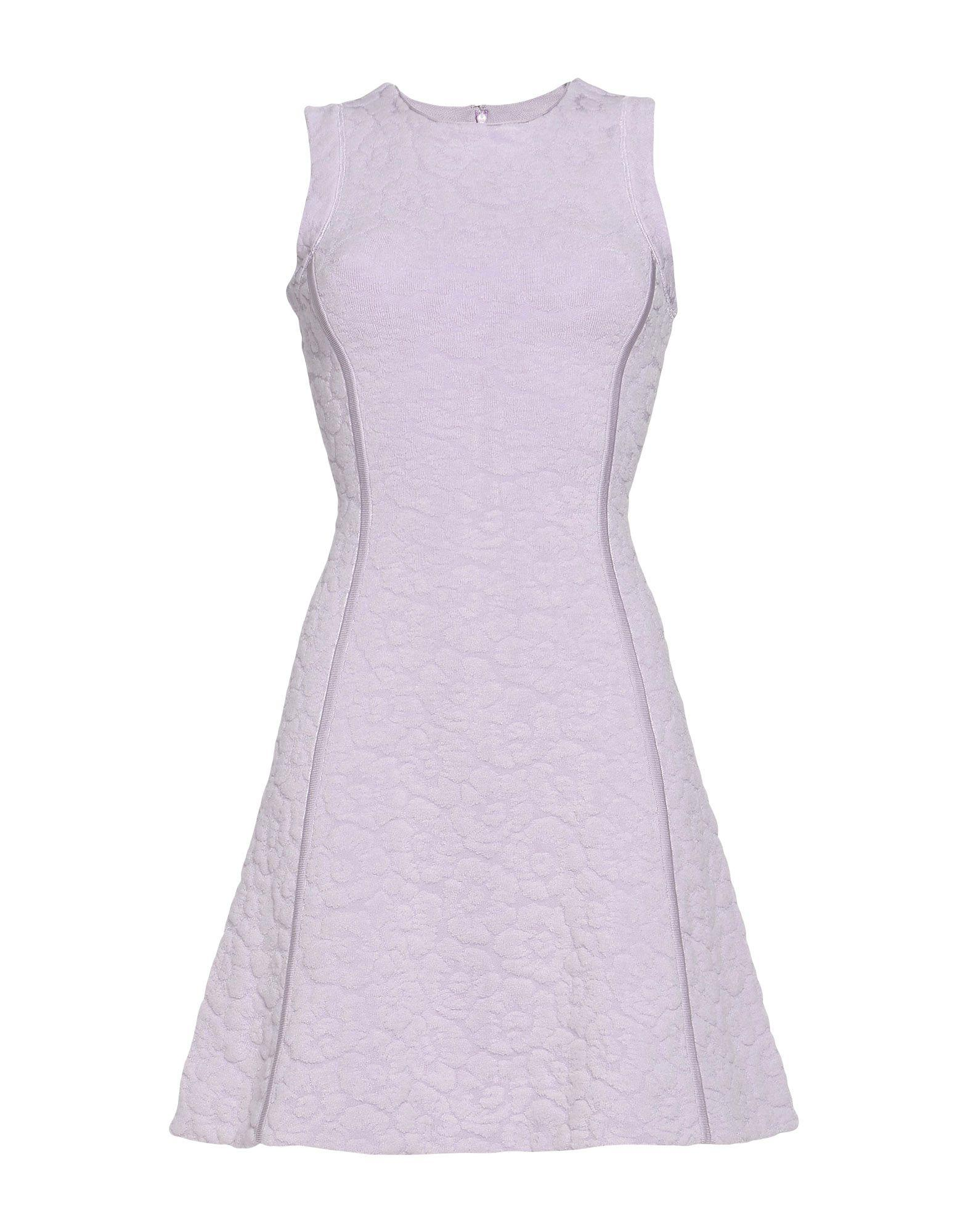 Issa Short Dress In Lilac