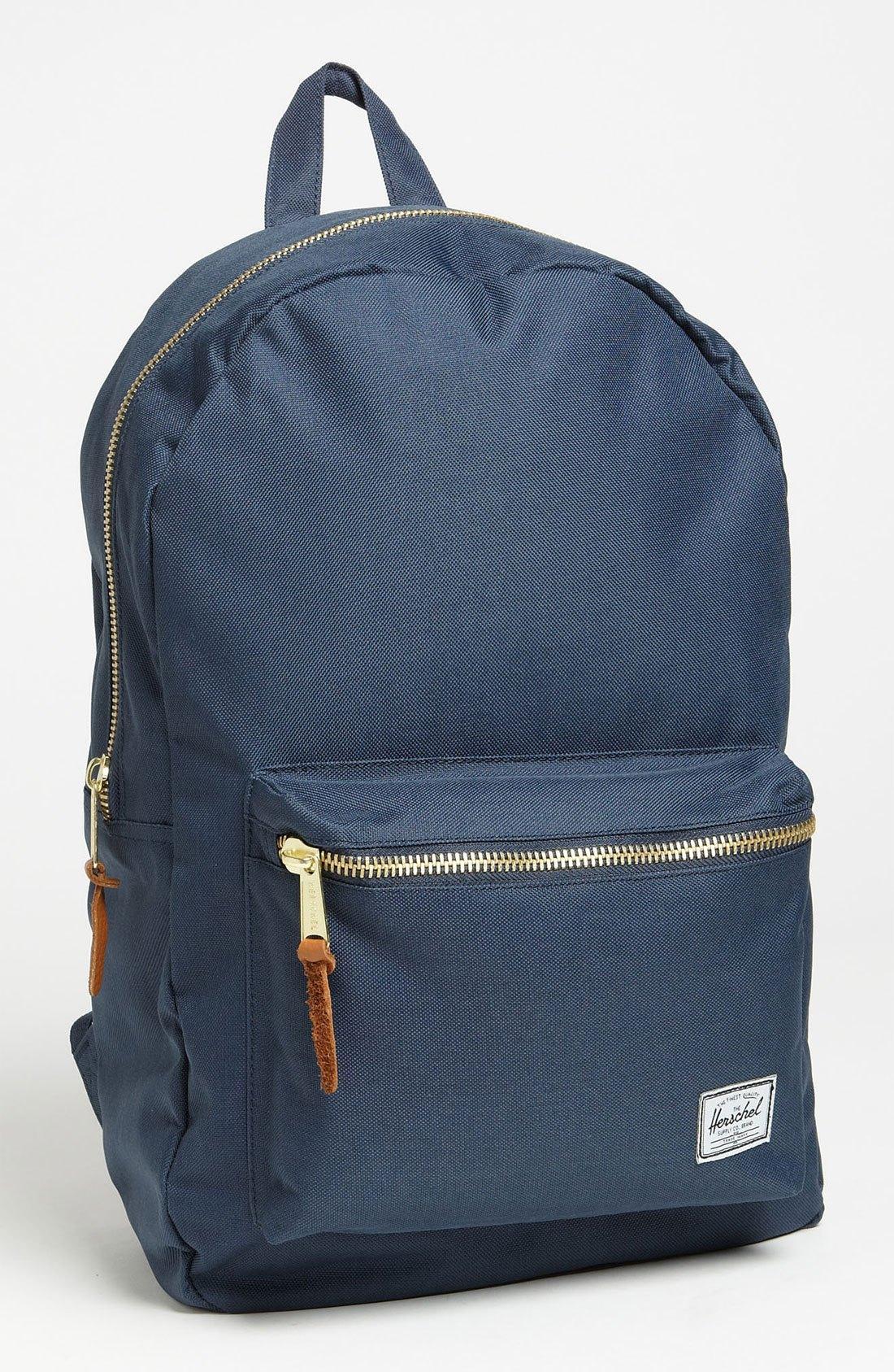 fd9d24f80ec Herschel Supply Co. Settlement Backpack - Blue In Navy  Red