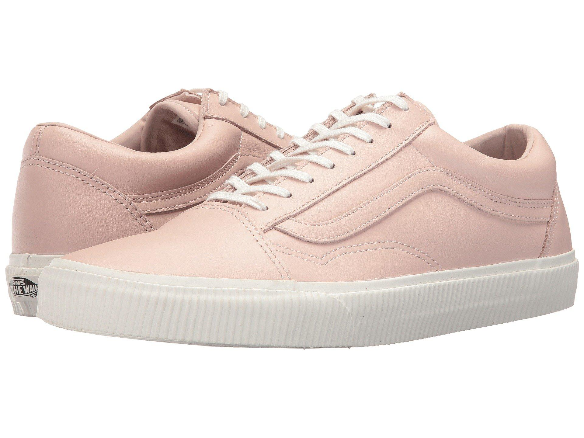 Vans Old Skool™ In (Embossed Sidewall) Sepia Rose Blanc De Blanc ... 88ebf8056