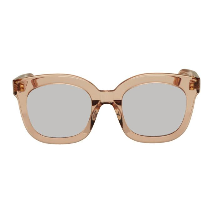 a6f5c22f8141 Gentle Monster Pink Peng Bon Sunglasses
