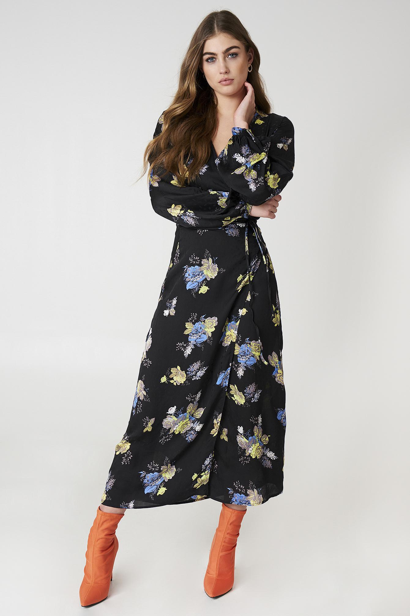 1a01fedc Gestuz Aia Maxi Dress - Black | ModeSens
