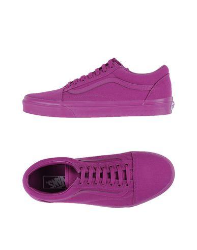 Vans In Purple