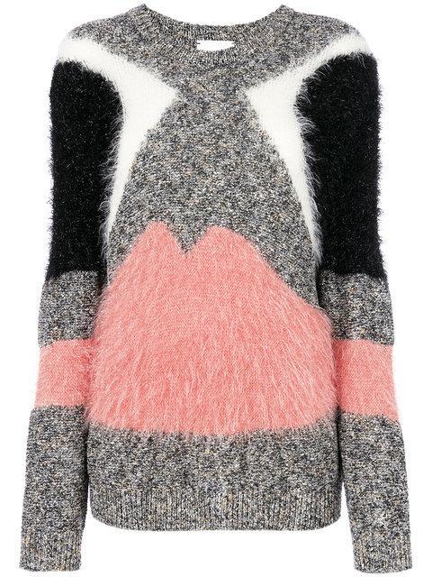 Lala Berlin Amon Sweater In Grey