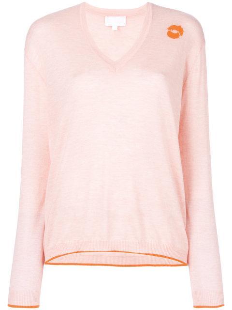 Lala Berlin Nico Sweater In Pink