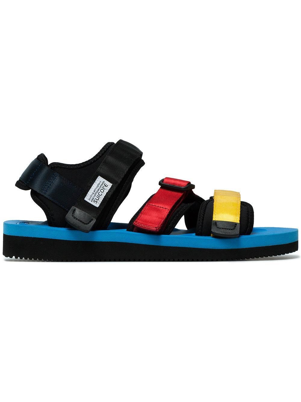 e5eeefed4757 Suicoke Kisee-V Sandals In Multicolour