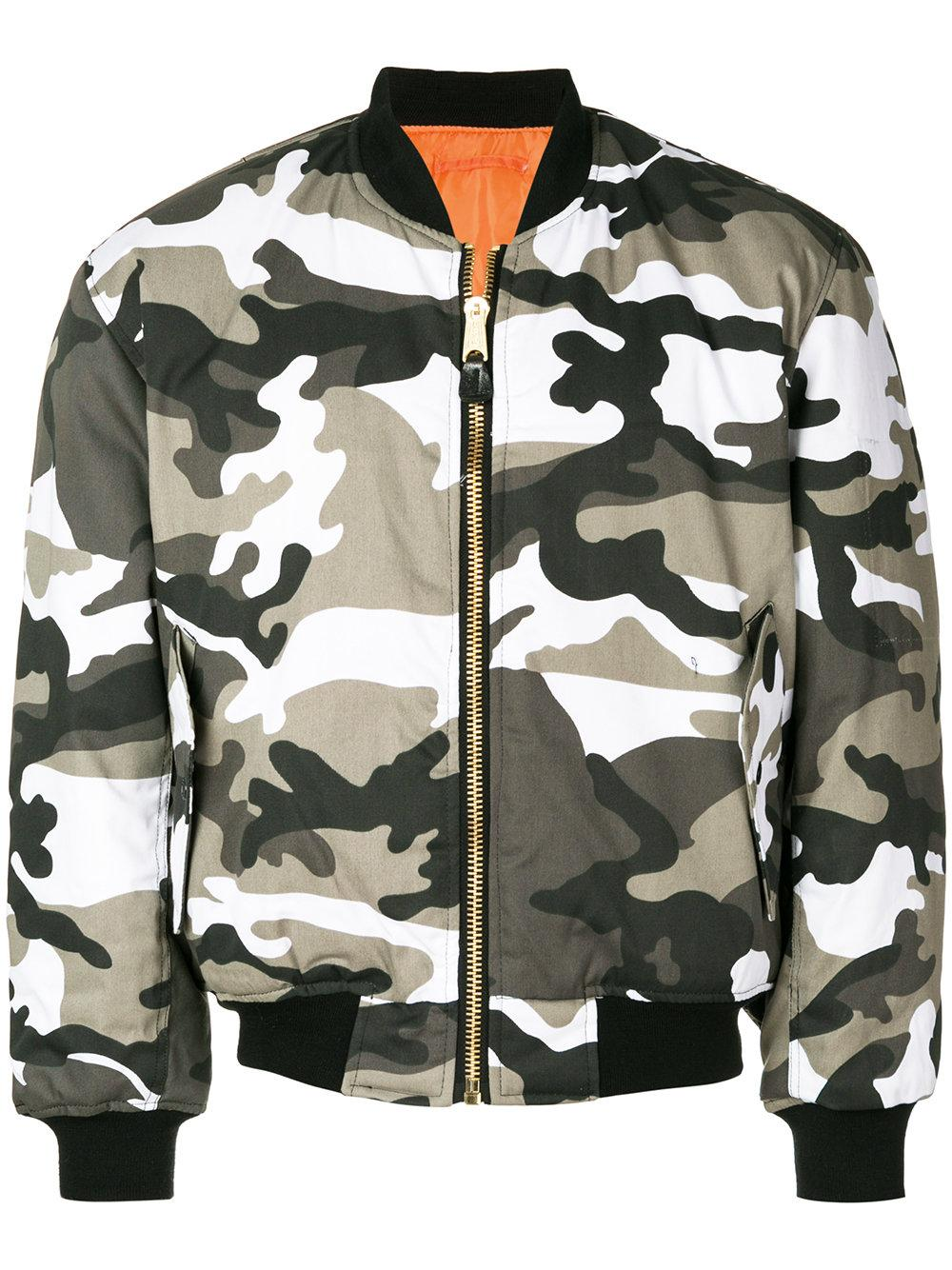 c05854b139de1 Alyx Camouflage Bomber Jacket   ModeSens
