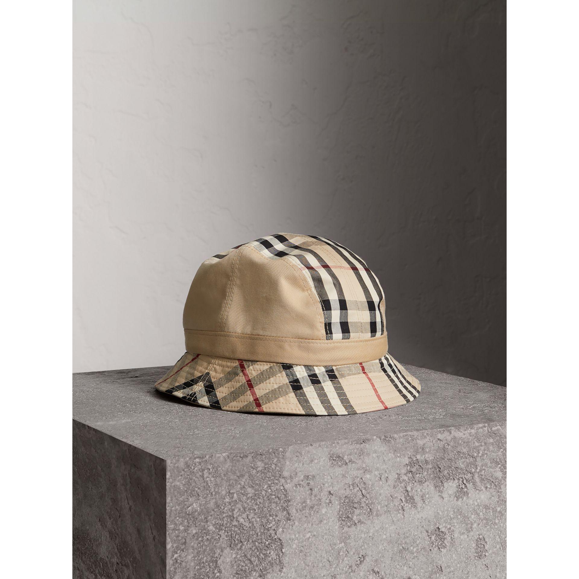bbed2e3bc Gosha x Burberry Bucket Hat