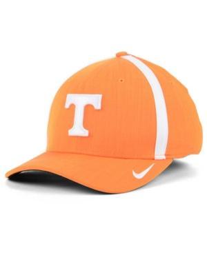super popular 0ec31 7954f Nike Tennessee Volunteers Aerobill Classic Sideline Swoosh Flex Cap In  Tennessee Orange. macy s
