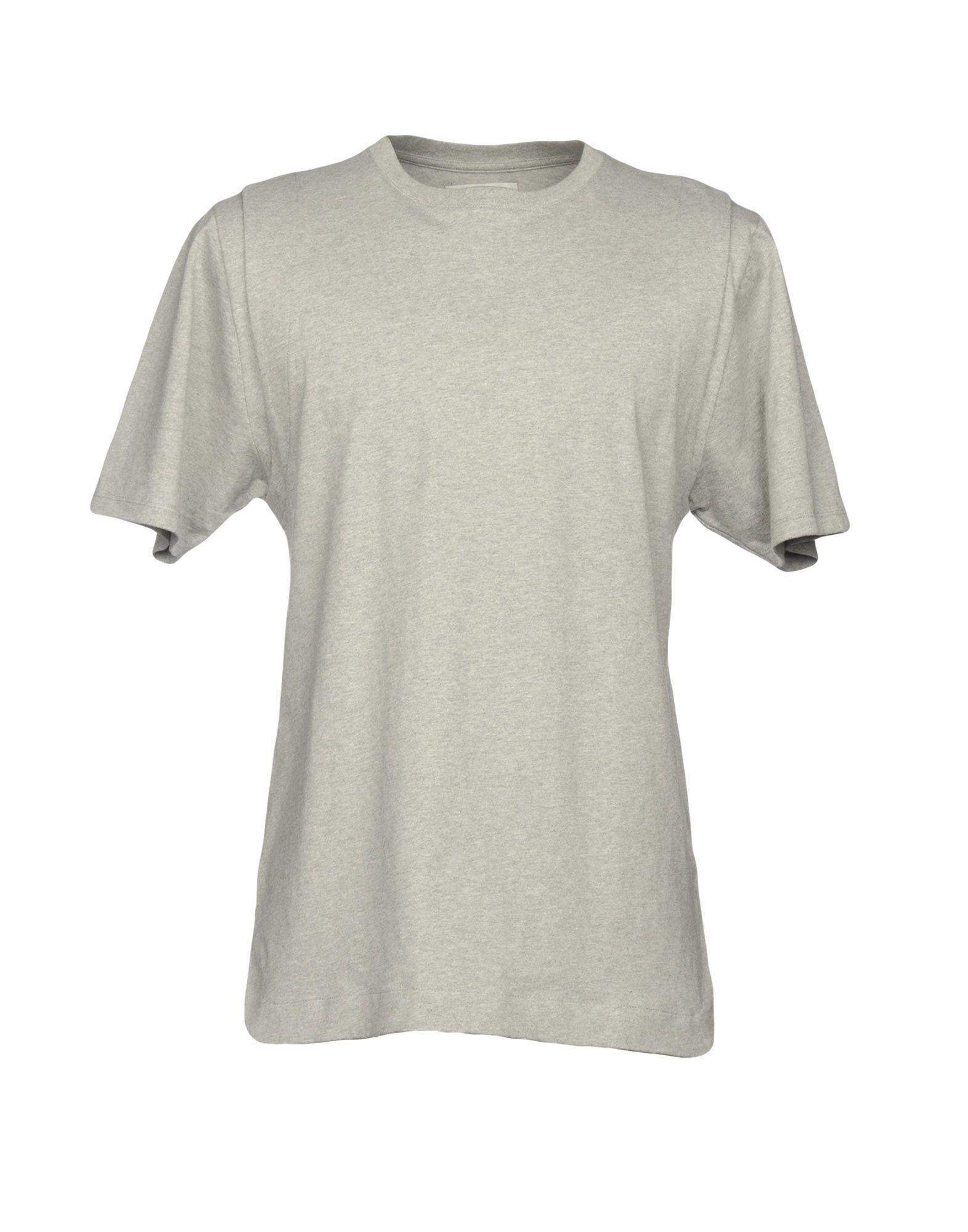 Public School T-Shirt In Light Grey
