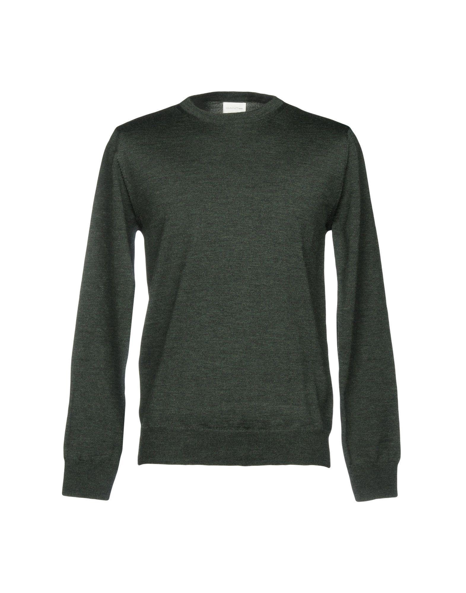rival Malig tumör beundra  Gant Rugger Sweater In Dark Green   ModeSens