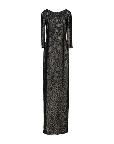 Gucci Long Dress In Gold