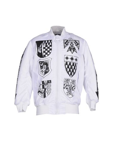 Ktz Bomber In White