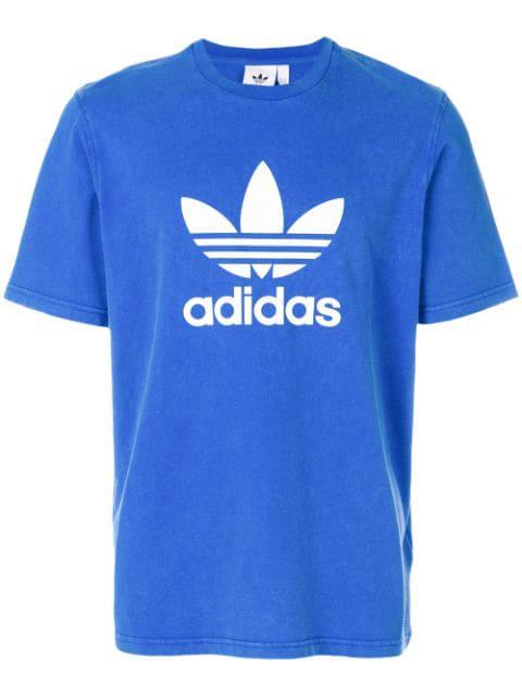 Adidas Originals Men's Originals Adicolor Og T-Shirt, Blue