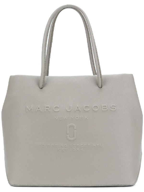 655067ca198 Marc Jacobs East-West Saffiano Leather Tote Bag In Blue