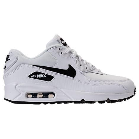 lowest price 1c5b6 ac6cd NIKE. Women s Air Max 90 Casual Shoes, White
