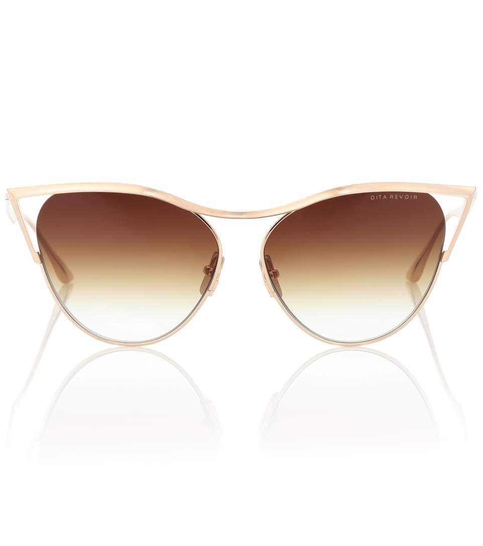 7c831f8feb6 Dita Eyewear Revoir Cat-Eye Sunglasses