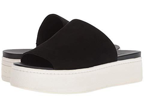 c0489e7d347 Vince Walford Platform Slide Sandal In Black 1