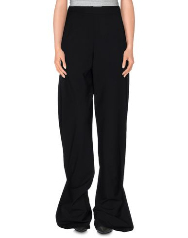 Vionnet Casual Pants In Black
