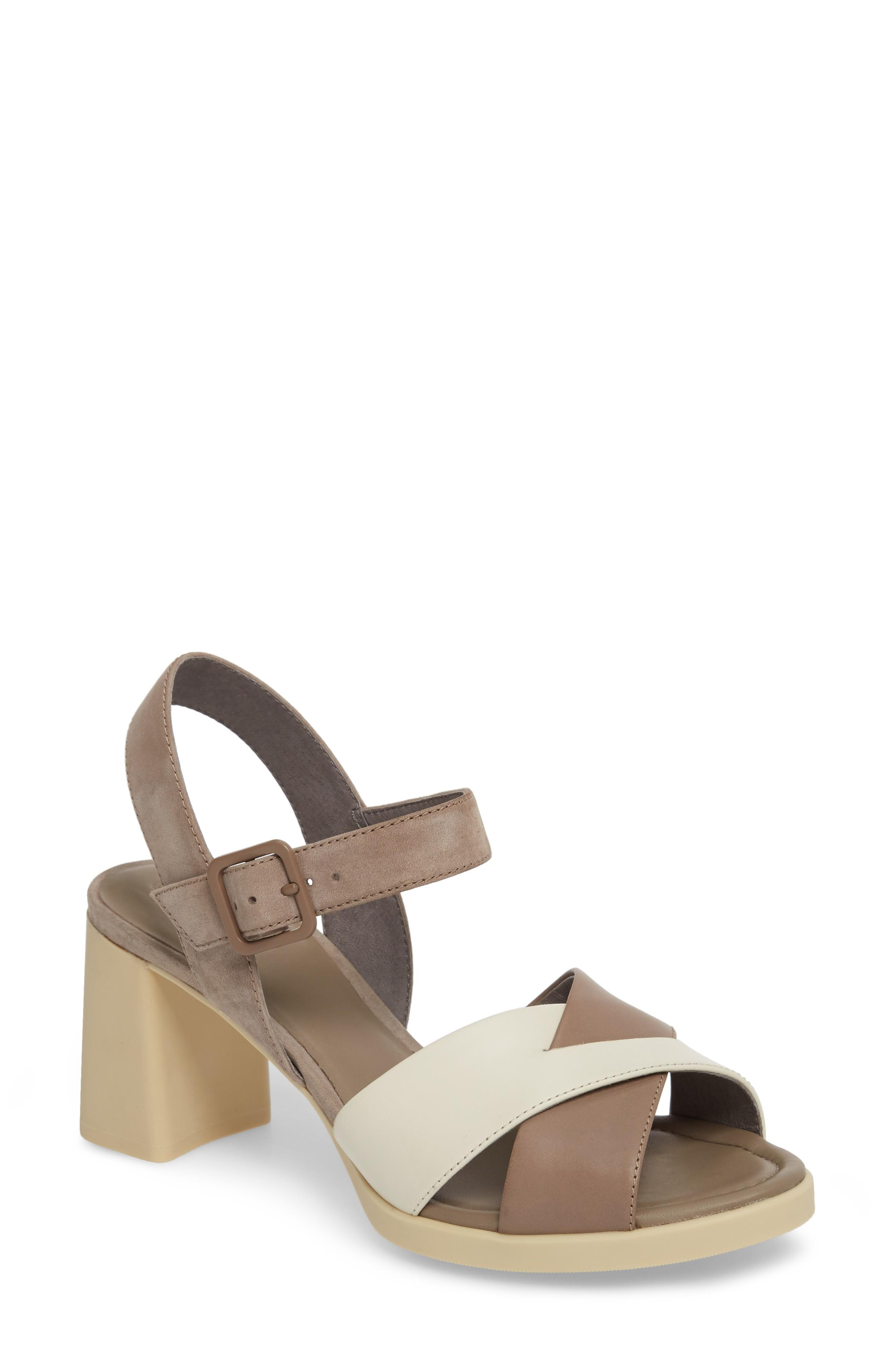 98f0a7d29b97 bold block heel. Style Name  Camper Kara Sandal (Women). Style Number   5545353. Available in stores.