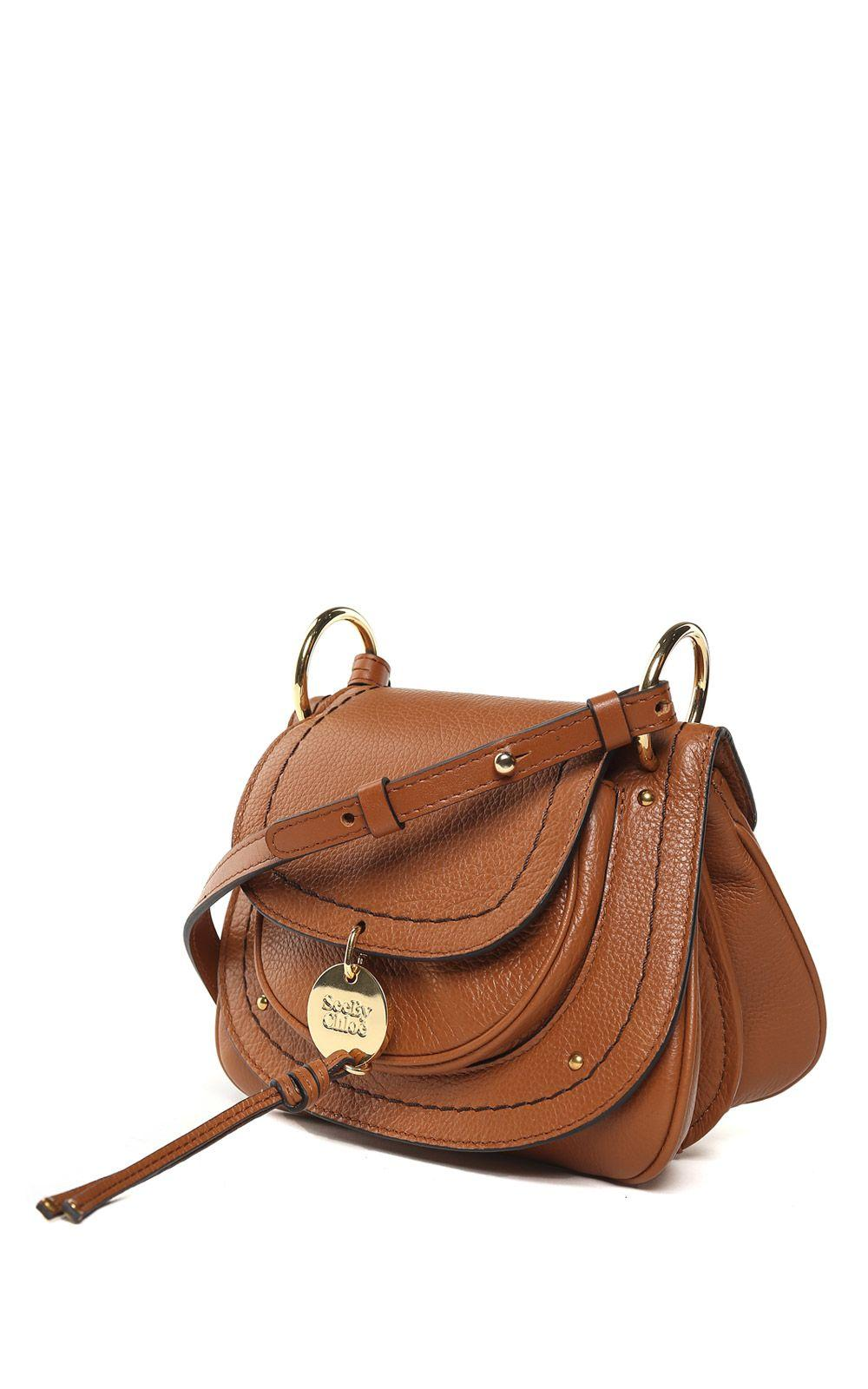 8a29b1ee SUSIE SMALL GRAINED-LEATHER CROSSBODY BAG
