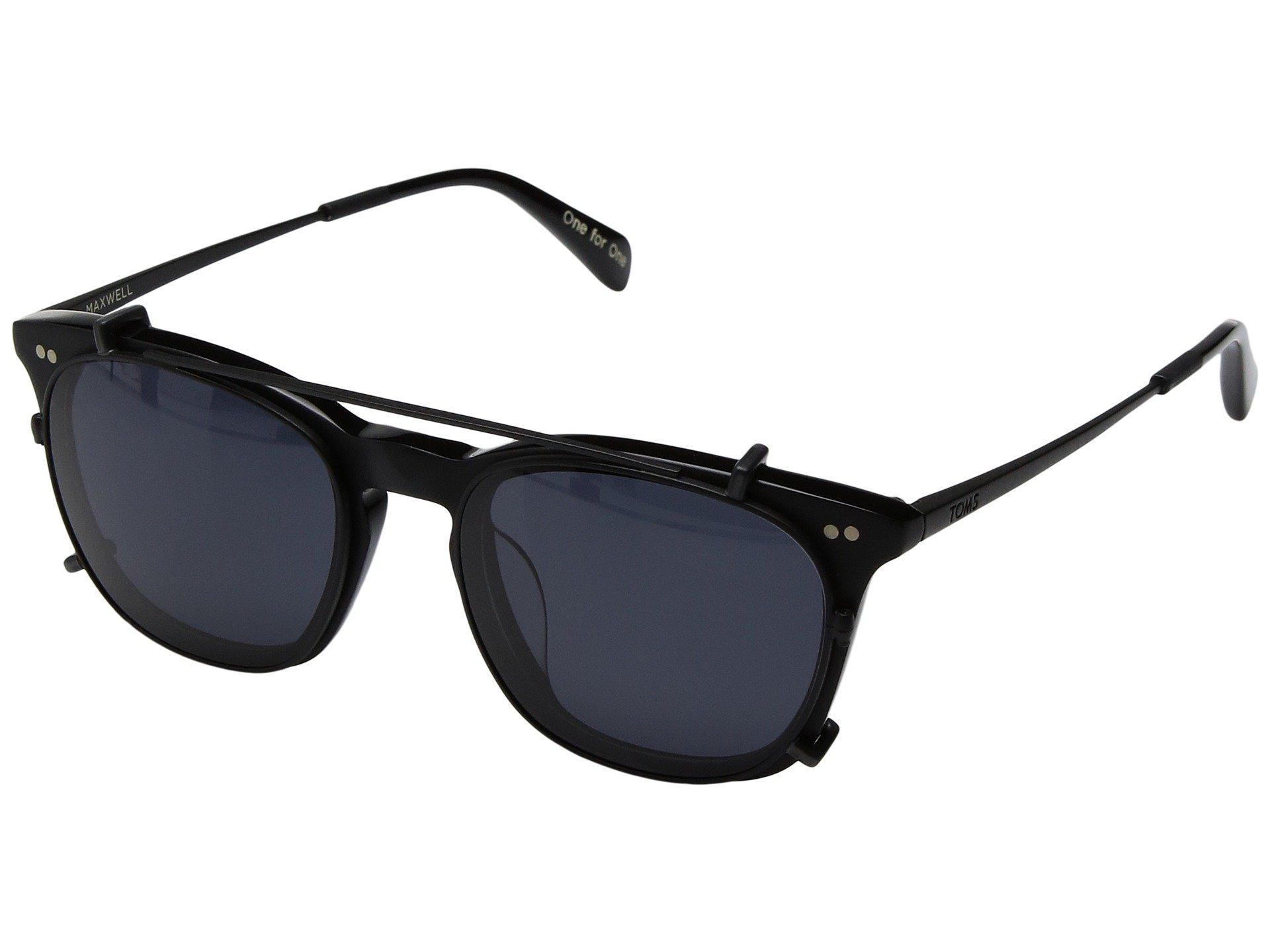 9517296ff117 Toms Maxwell In Matte Black/Black Metal | ModeSens