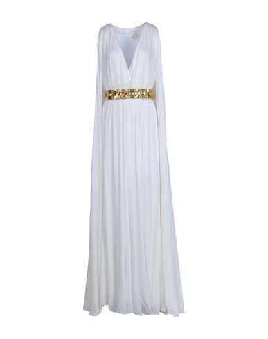 Dsquared2 Long Dresses In White